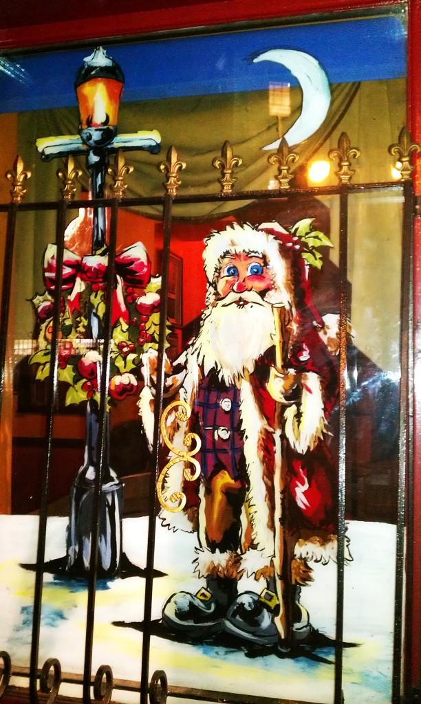 Bavarian-Style Santa – Doyle's, College St, Dublin 2
