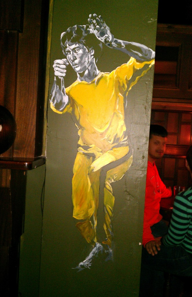 Bruce Lee – P Mac's, Stephen St Lower, Dublin 2