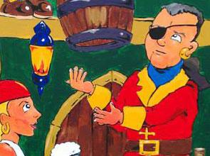 Aaaarrrgh, Pirates Ahoy!