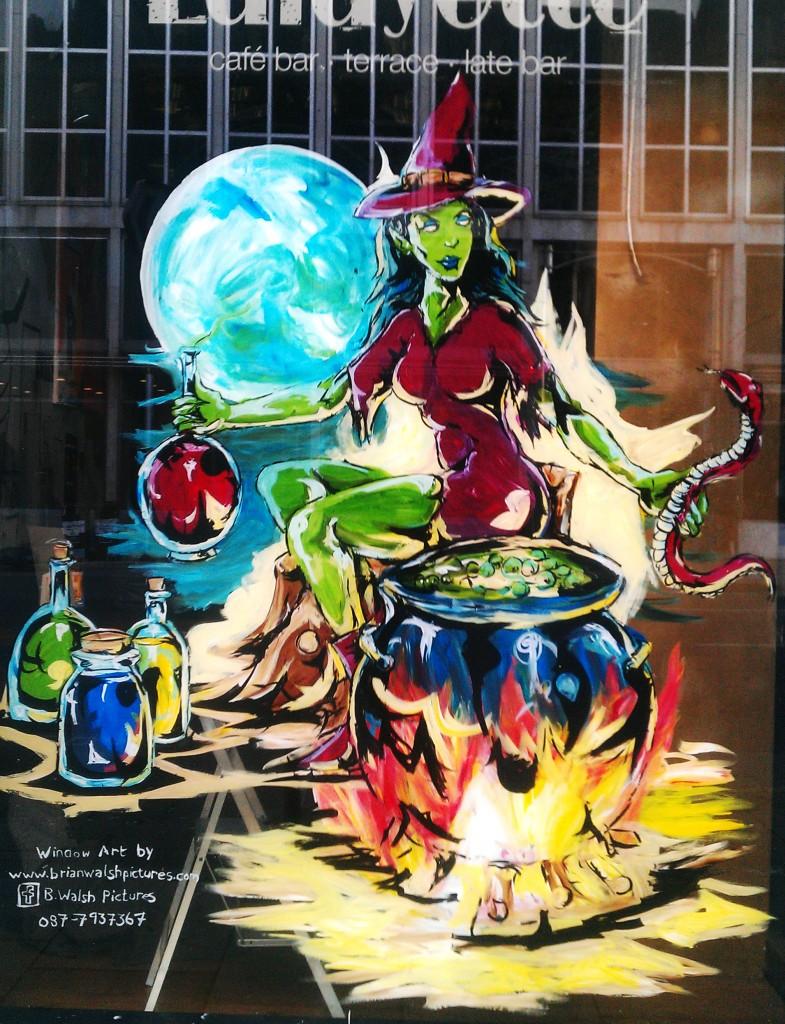 Witch's Brew – Lafayette, Westmoreland Street, Dublin 2